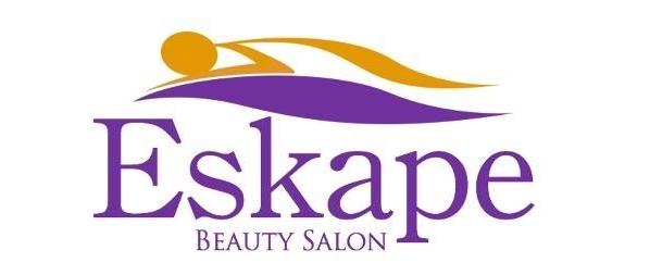 Eskape Beauty Salon Logo